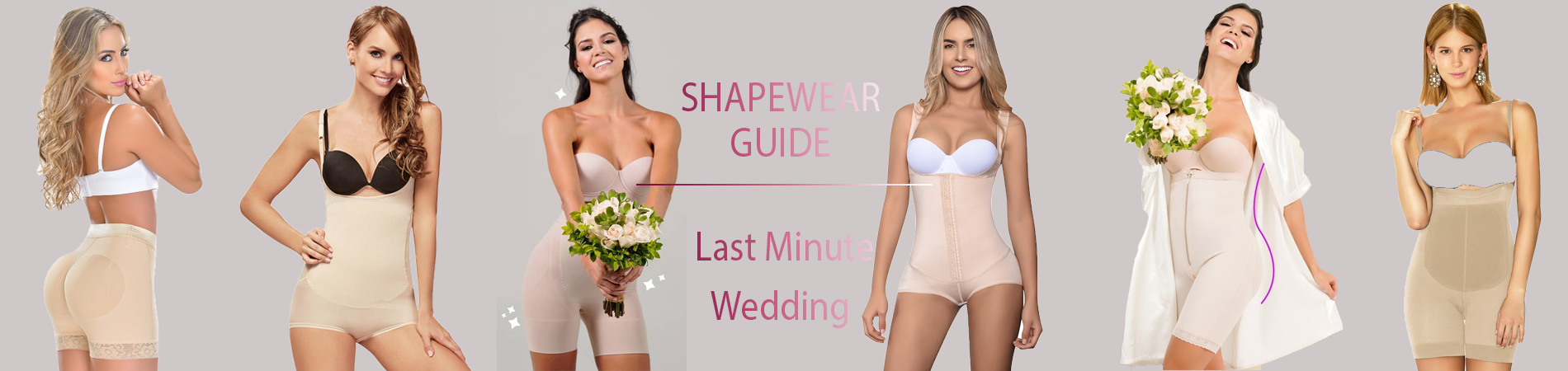 Last Minute Wedding Shapewear Guide