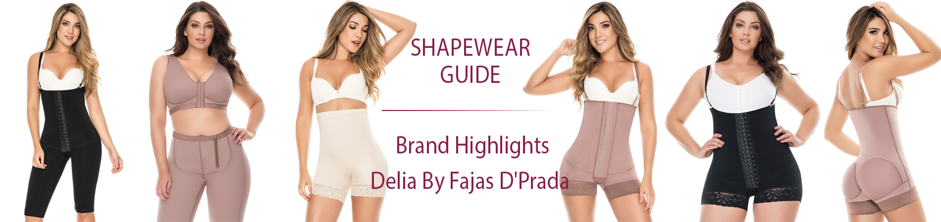 Brand Highlights - Delie by Fajas D'Prada