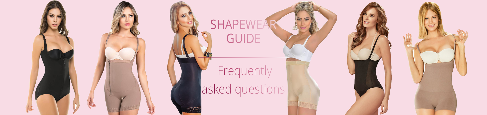 Frequently Asked Questions About Shapewear
