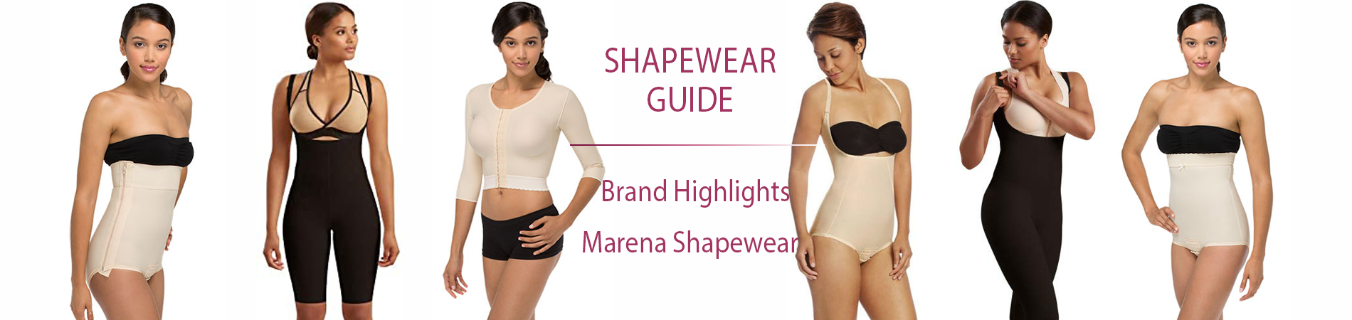 Marena Shapewear Guide