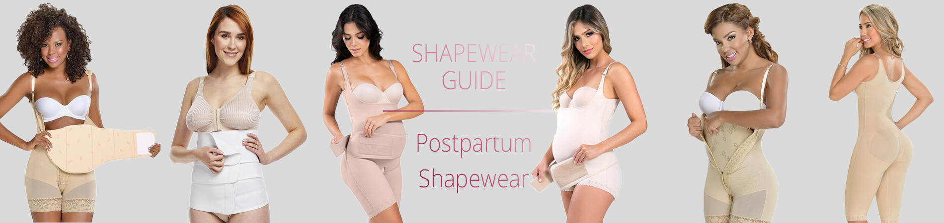 Postpartum Shapewear Guide for After Pregnancy