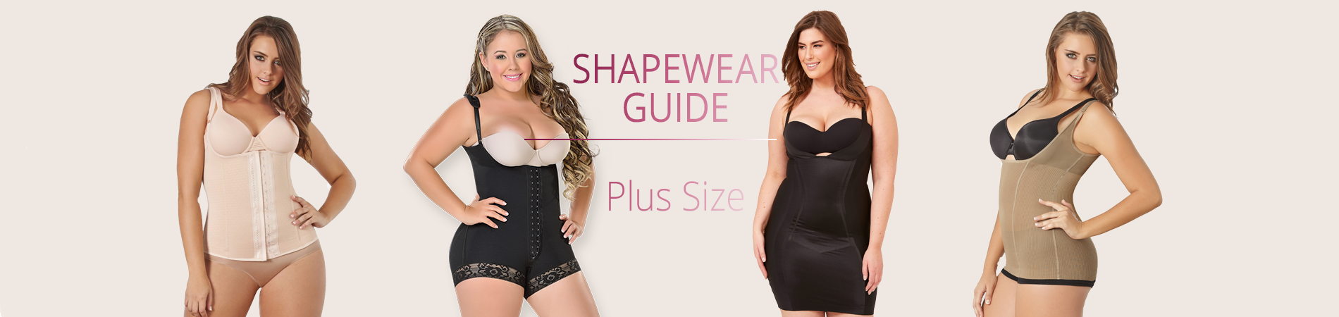 Plus Size Shapewear Guide