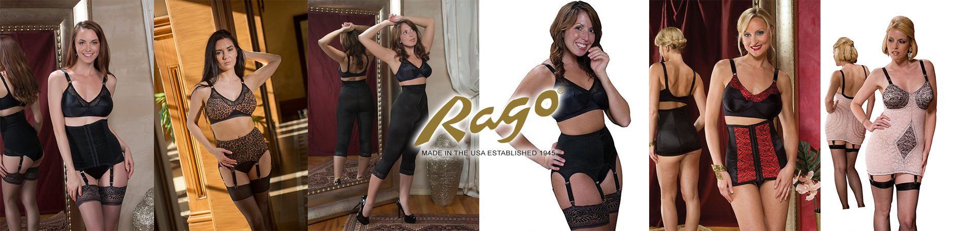 Brand Highlights: Rago Shapewear