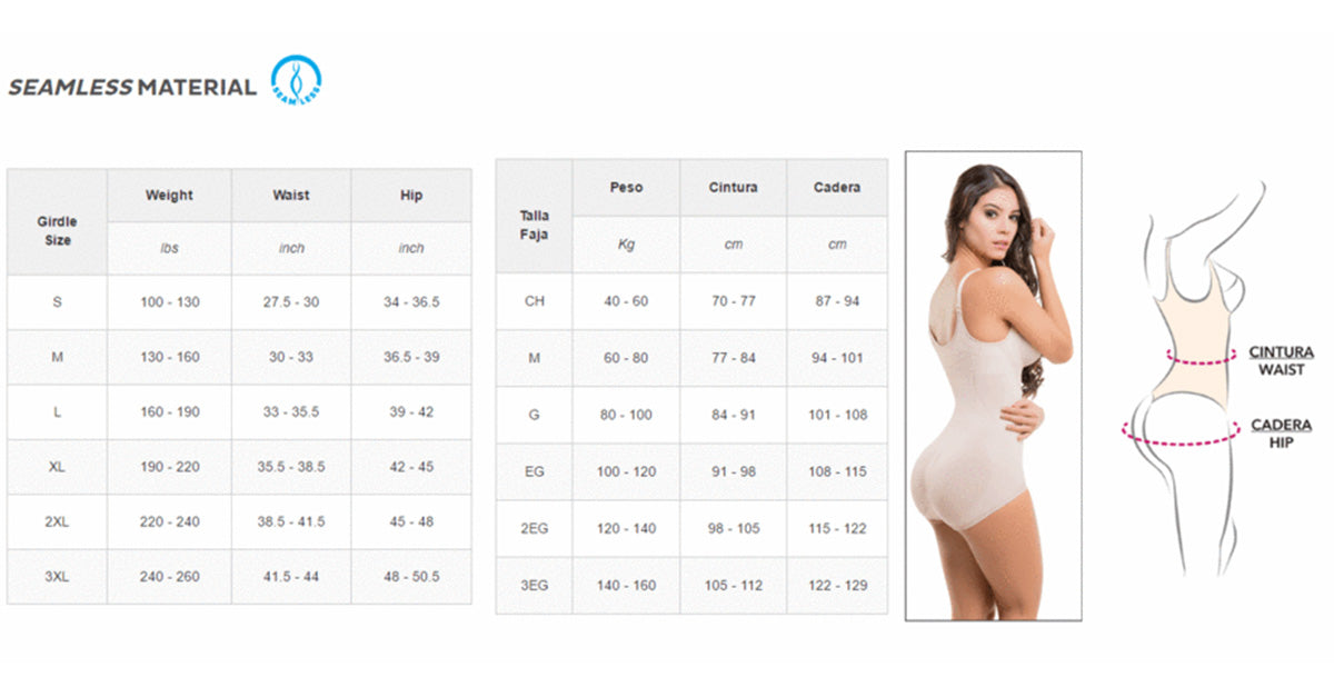 5eda9393f6 Cysm Seamless Strapless Thermal Full Body Shaper – Shapewear USA