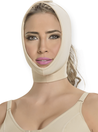 Fajas M & D Post Surgical Chin Strap