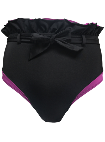 Ana Ono Cassis High-Tie Swim Bottom