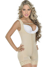 Fajas M & D Section Compression Girdle Bum Lifter Shapewear
