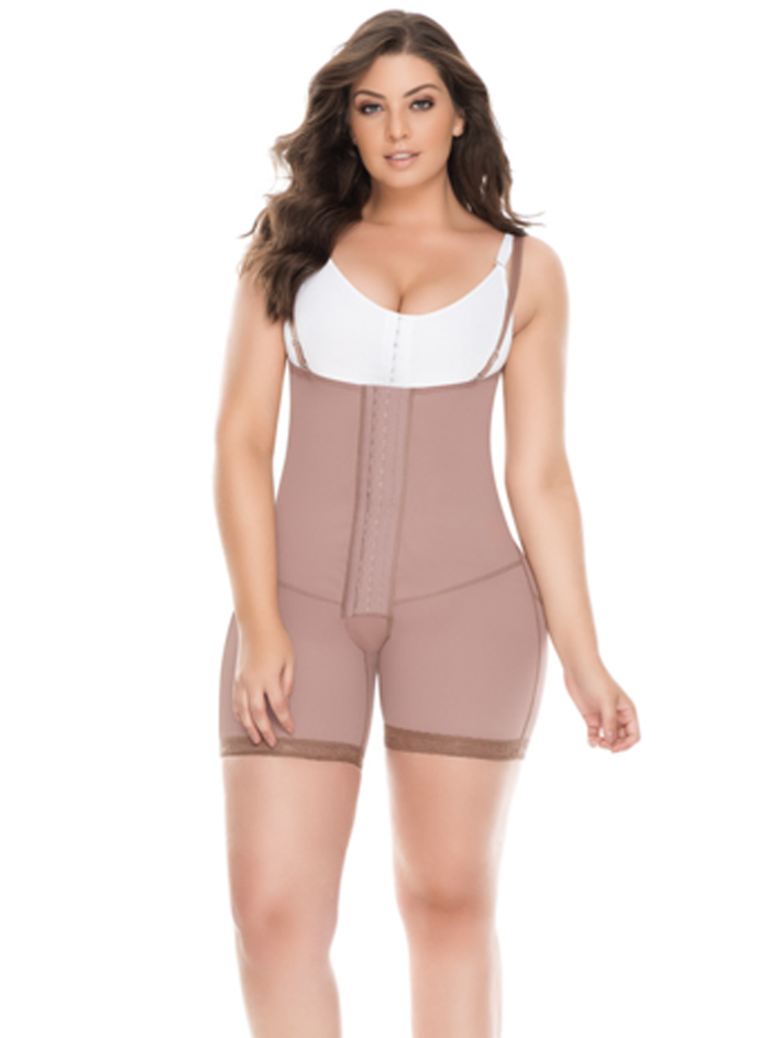 Delie by Fajas D'Prada Short Size-Reducing Body Shaping Girdle