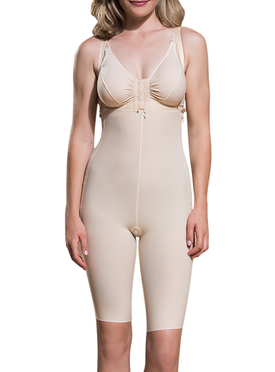 MARENA GIRDLE WITH SUSPENDERS- SHORT LENTGH