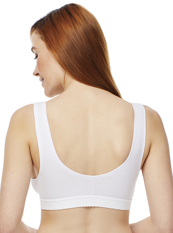 Clearpoint Medical Cotton Comfort Bra