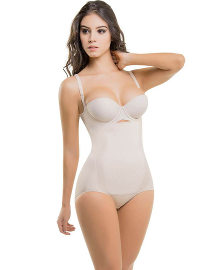 Cysm Seamless Thermal Abdomen Focused Body Shaper in Panty