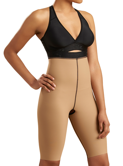 MARENA ZIPPERLESS HIGH-WAIST GIRDLE- SHORT LENGTH
