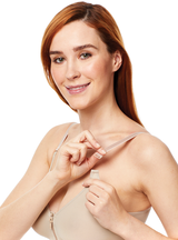 Clearpoint Medical Zippered Molded Cup Bra
