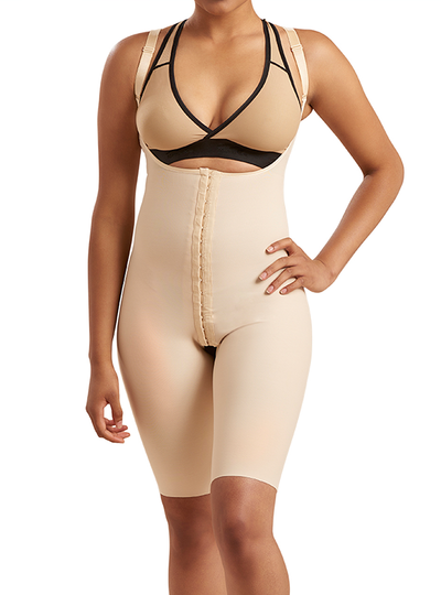 MARENA GIRDLE WITH HIGH BACK- SHORT LENGTH
