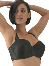 Carnival Full Coverage Lace Strapless Bra