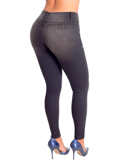 Lowla Butt Lifter Skinny Colombian Jeans for Women