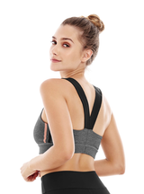 Curveez Reversible Sport Bra Top