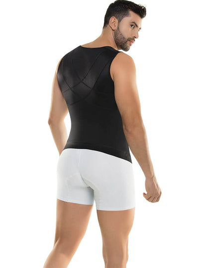 Cysm Men's Ultra Flex Control Compression Shirt