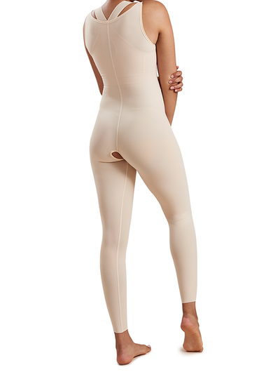 MARENA GIRDLE WITH HIGH BACK- ANKLE LENGTH- NO CLOSURE