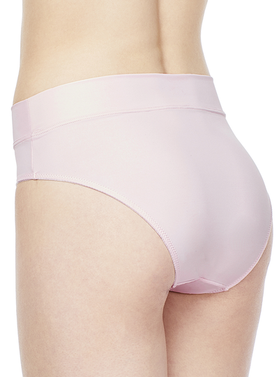 Carole Martin Comfort Brief Wide Band Microfiber