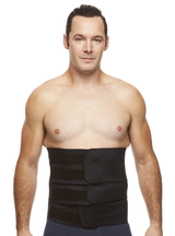 "Clearpoint Medical 12"" Tri Flap Abdominal Binder"