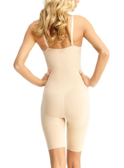 MeMoi Piena Bodysuit Shaper With Thigh Control