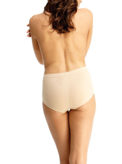 MeMoi Negotiator High-Cut Control Panties