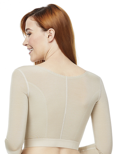 Clearpoint Medical Compression Vest with Sleeves