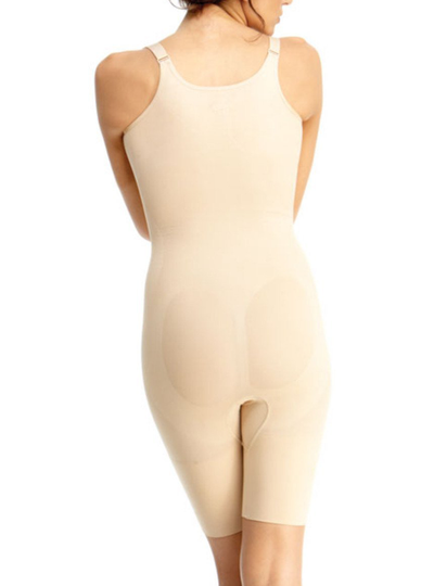 MeMoi Ground Control Braless Shaping Bodysuit