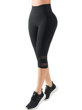 Fiorella Butt Lifter Capri Sports Leggings