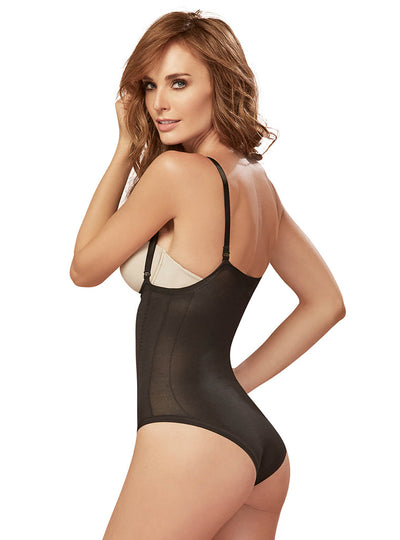 Curveez Thermal Braless Body Panty