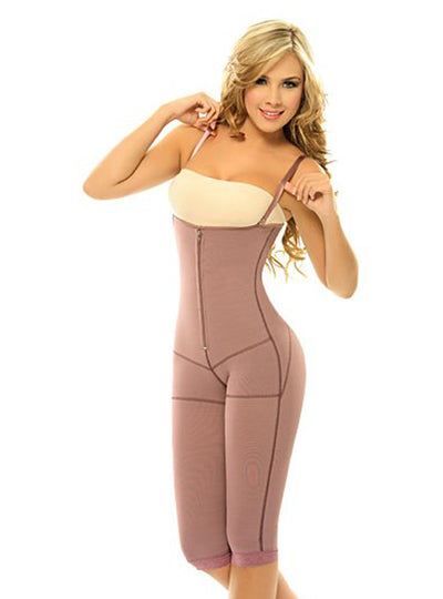 Siluet Postpartum High Compression Long Leg Full Body Shaper