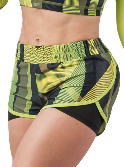 Vedette Sport Performance Shorts