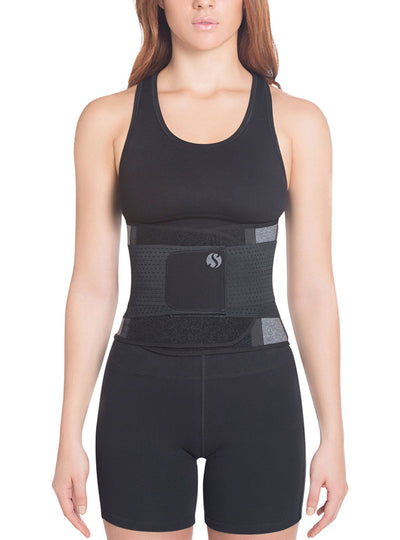 Siluet Latex Workout Waist Trainer with Velcro L32