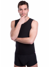 Lipoelastic Vest Everyday - Men Shapewear Vest