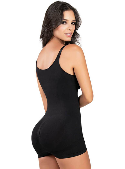 Cysm Butt-Lifter Slimming Body Shaper in Boyshort Seamless