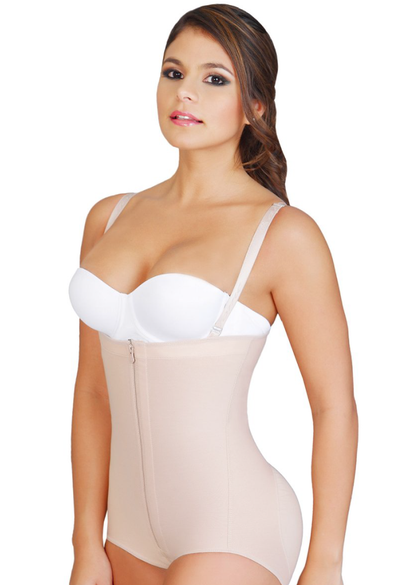 Fajas Salome Women's Body Shaper Strapless