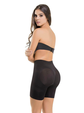 Cysm Seamless Abdomen Contouring Seamless Thermal Shorts