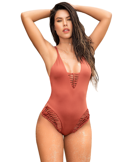 Mapale One Piece Swimsuit 6553