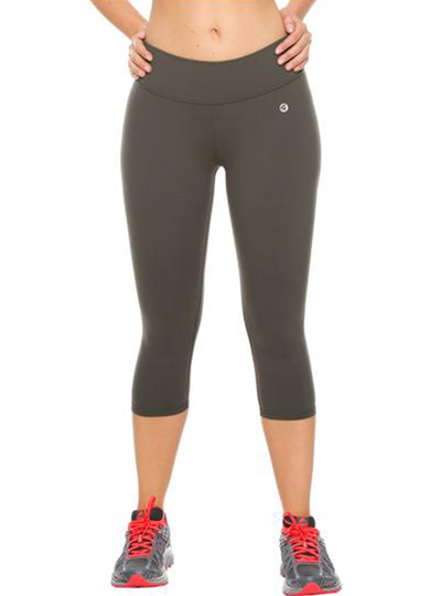 Flexmee Liberty Capri Sport Shorts Supplex