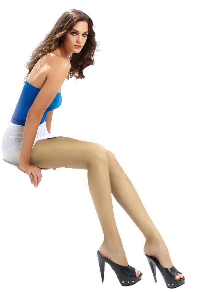 Siluet Fresh Toeless Pantyhose