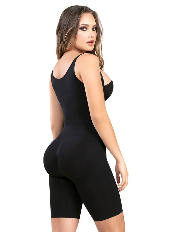 Cysm Seamless Thermal Action Weight Loss Hourglass Bodysuit