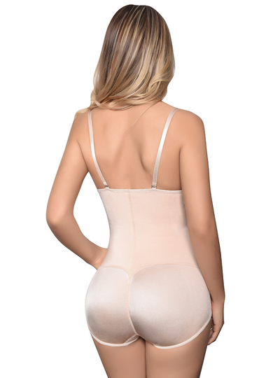 Vedette Strapless Body Shaper With Butt Lift
