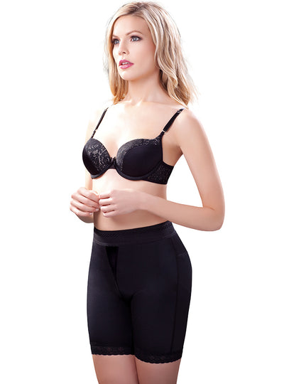 Vedette High Waist Mid-Thigh Panty