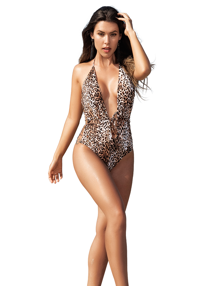 Mapale One Piece Swimsuit 6545