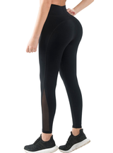 Fiorella Butt Lifter Sports Leggings with Internal High Waist Faja
