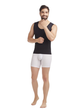 Delie by Fajas D'Prada Men's Compression Sleeveless Shirt
