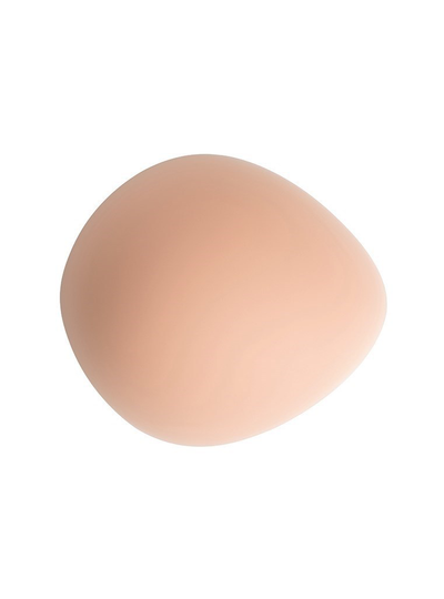 Amoena Balance Essential Thin Oval Breast Form - Ivory