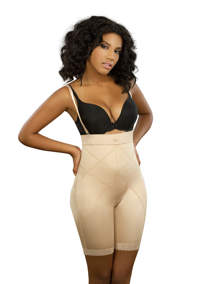 6a90e18a433 Vedette Strapless Mid-Thigh Full Body Shaper – Shapewear USA