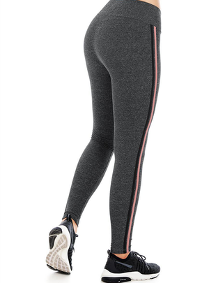 Curveez Sport Tights 2 Stripes